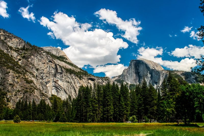 Half Dome im Yosemite NP