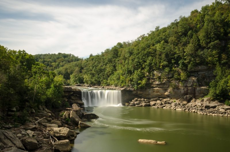 Kentucky Cumberland Falls