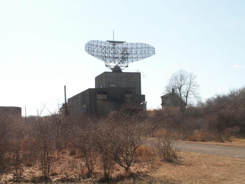 Radar Camp Hero