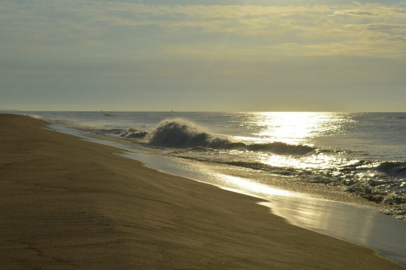 Strand von Montauk