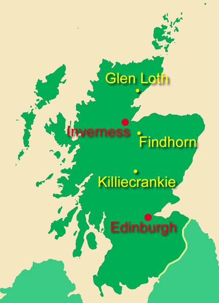 Schottlands letzter Wolf