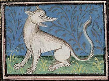 mittelalterliche Darstellung