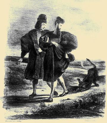 Mephisto und der schwarze Pudel