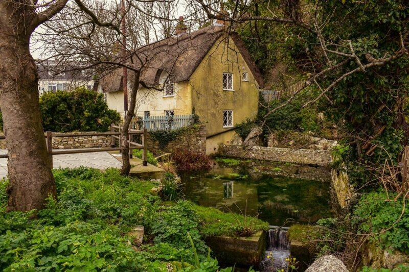 Haus in Dorset